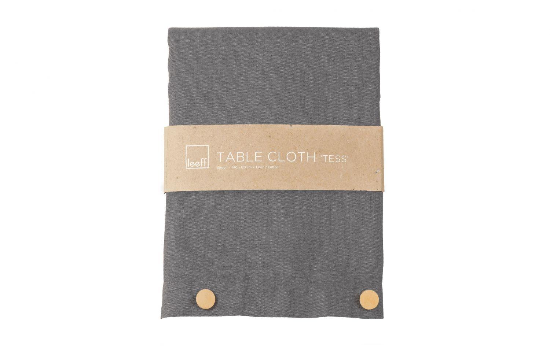 Leeff Tablecloth Tess Grey