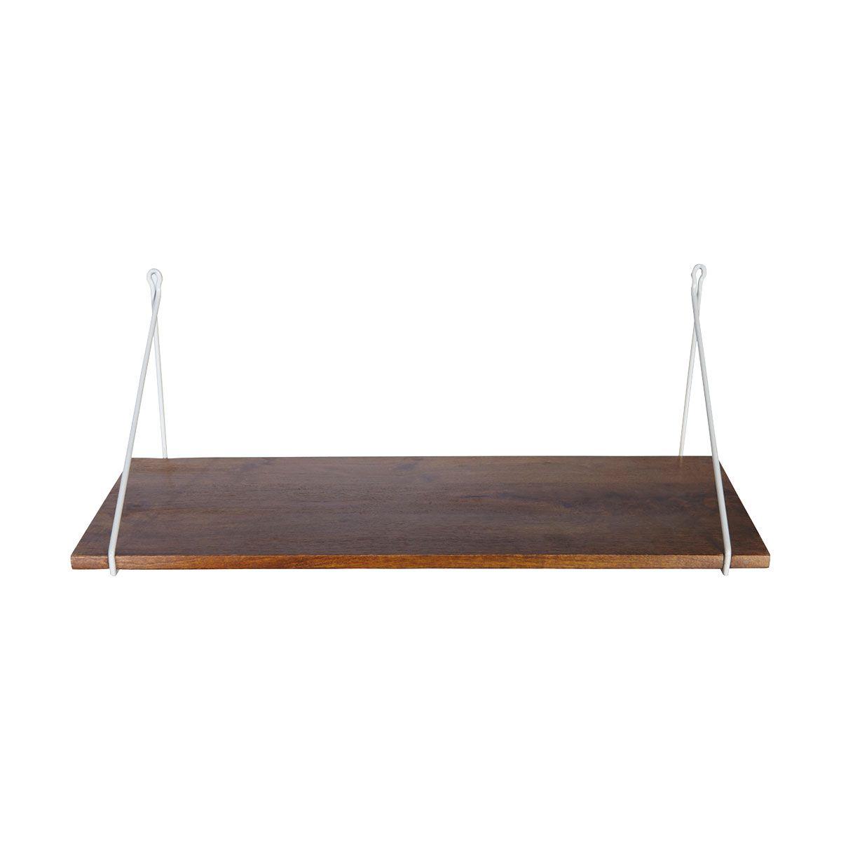Stoere wandplank van het merk house doctor. de plank is gemaakt van ...