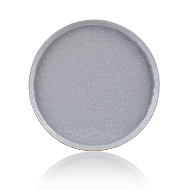 Dinerbord Solid blauw/grijs - Dinerborden - Eetkamer :: Leeff