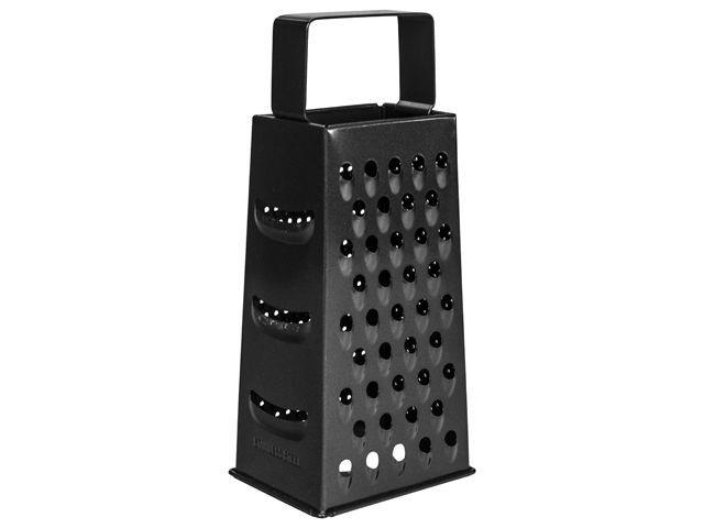 Gusta Rasp 11×8,5x25cm mat zwart