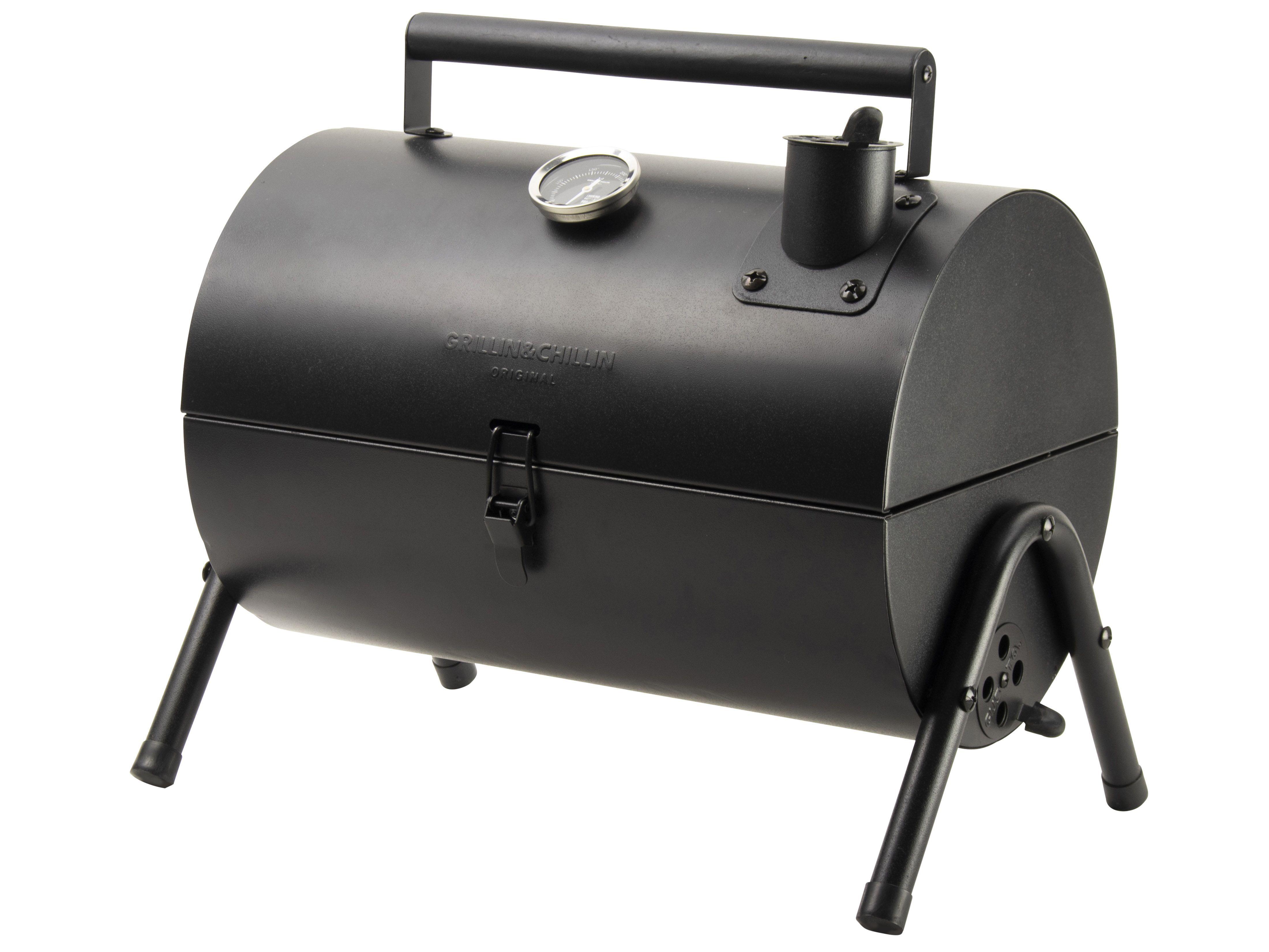 Gusta BBQ Roker 37,5x25x38cm Zwart