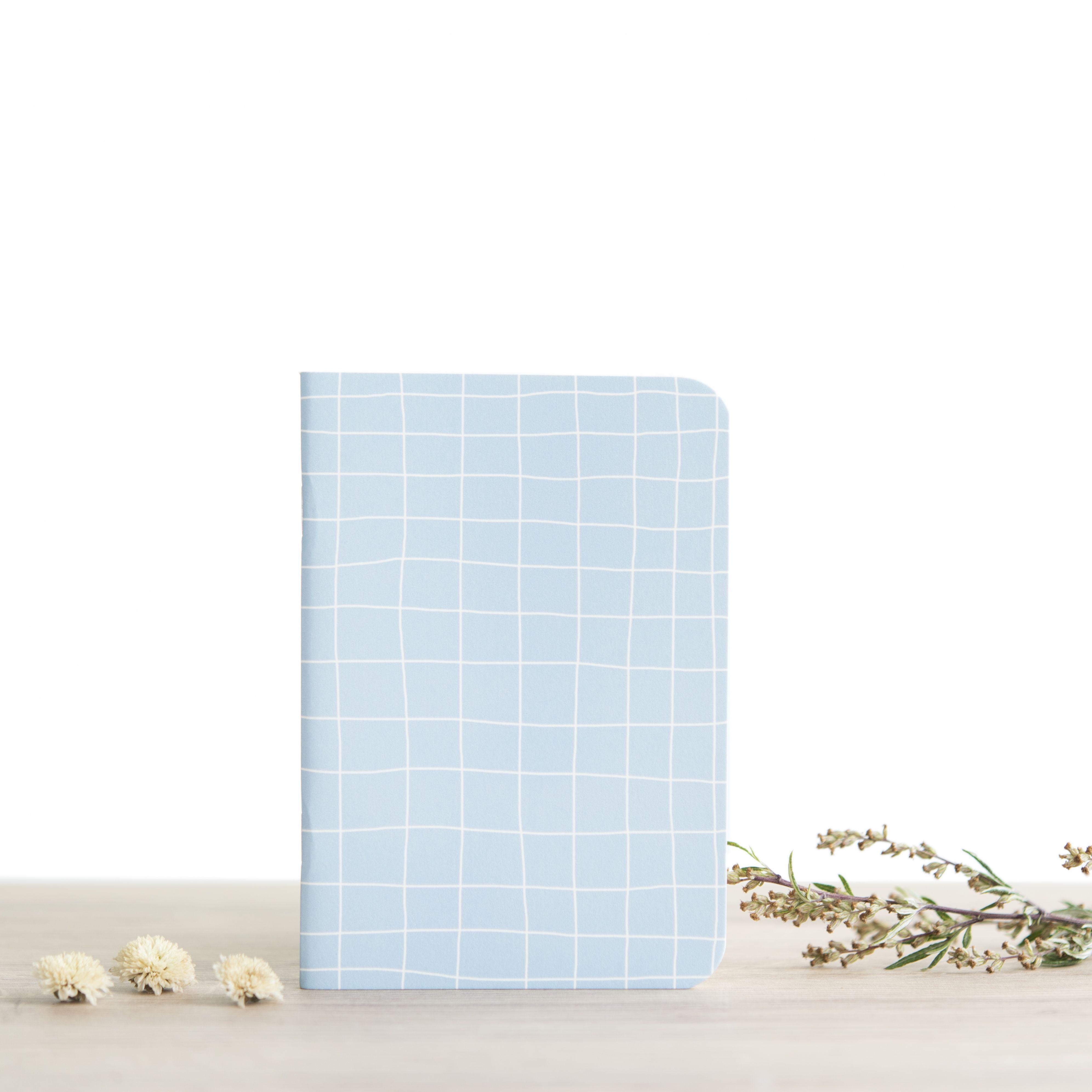 Atelier Bobbie A6 Notebook - Amélie - Blank