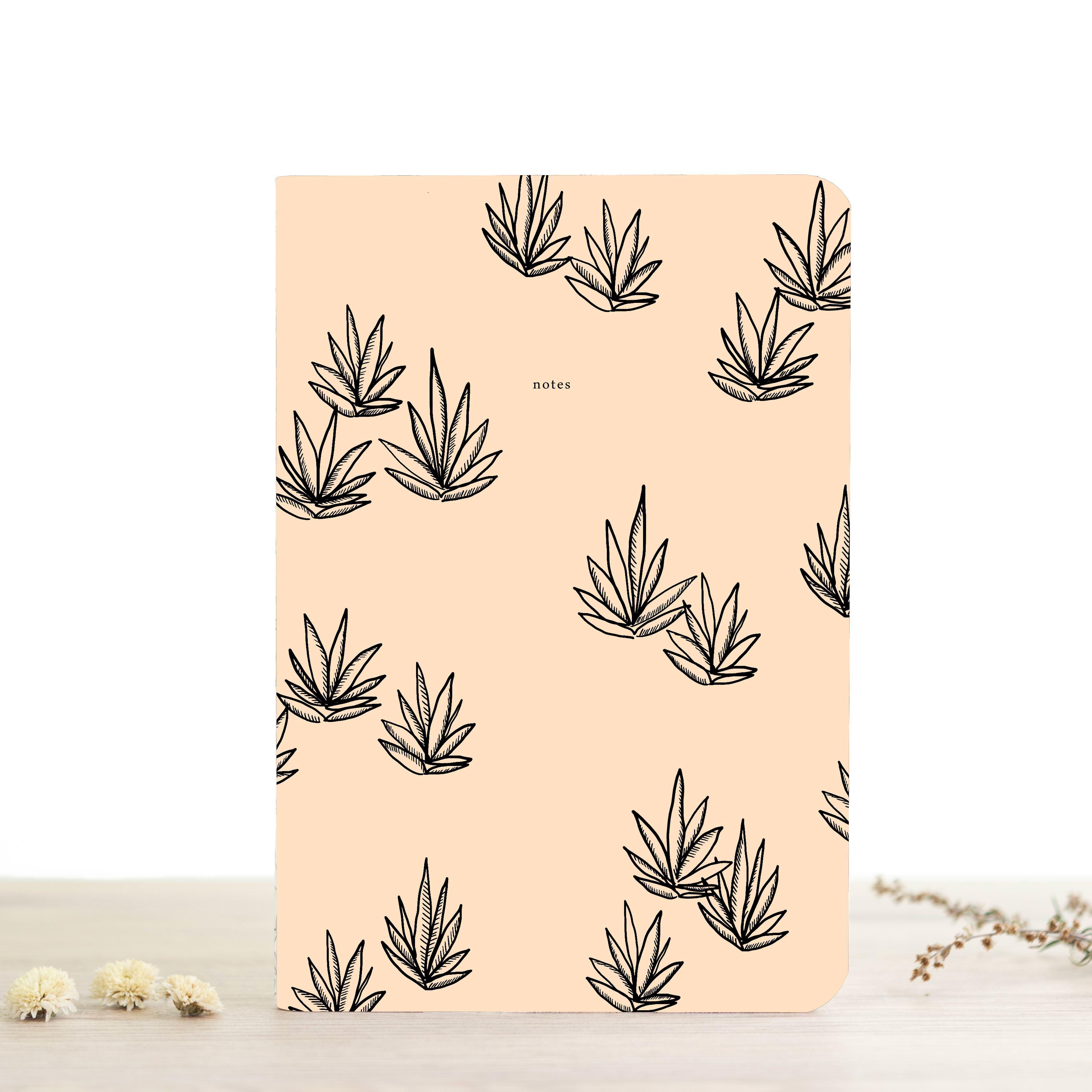 Atelier Bobbie A5 Notebook - Louis - Blank P