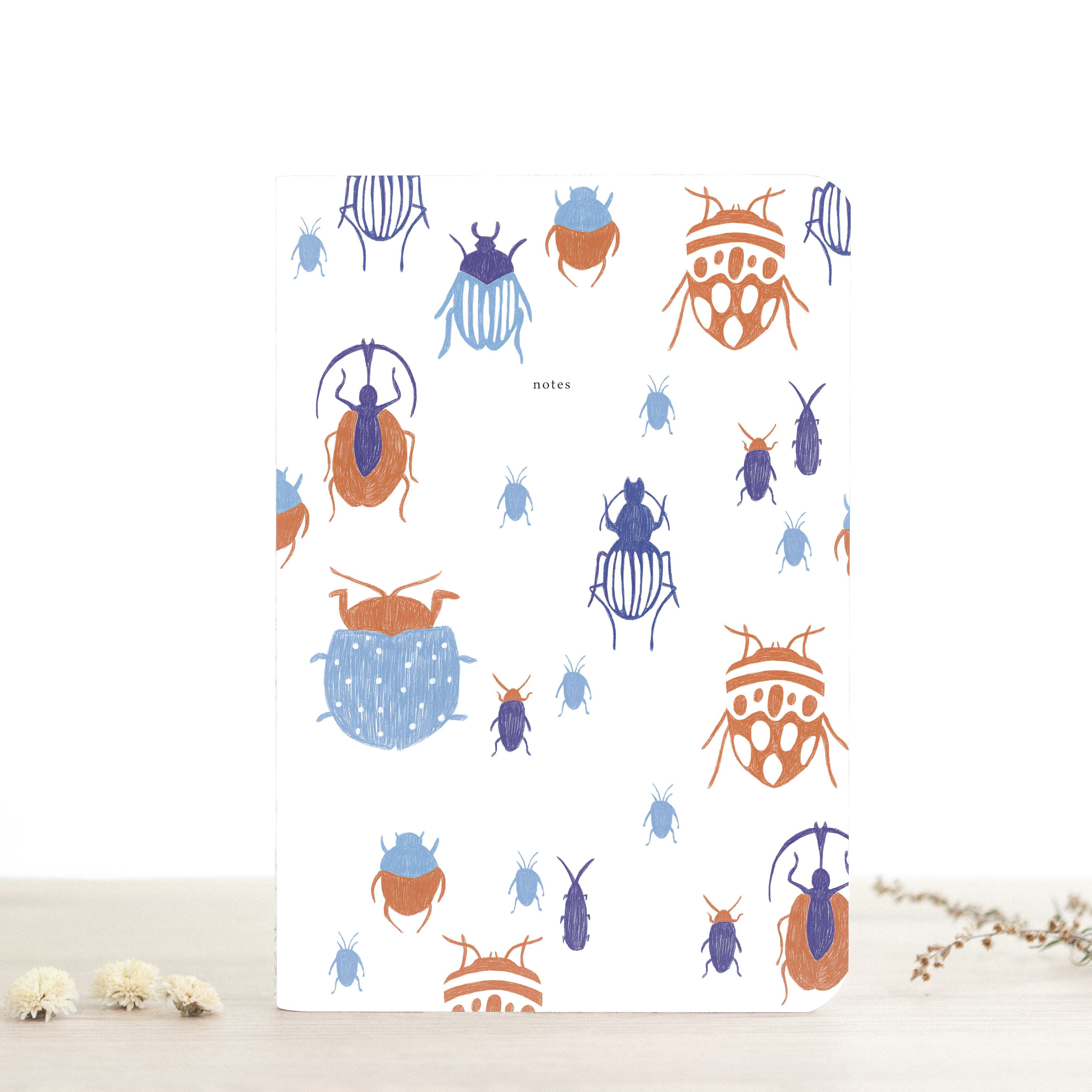 Atelier Bobbie A5 Notebook - Edouard - Ruled