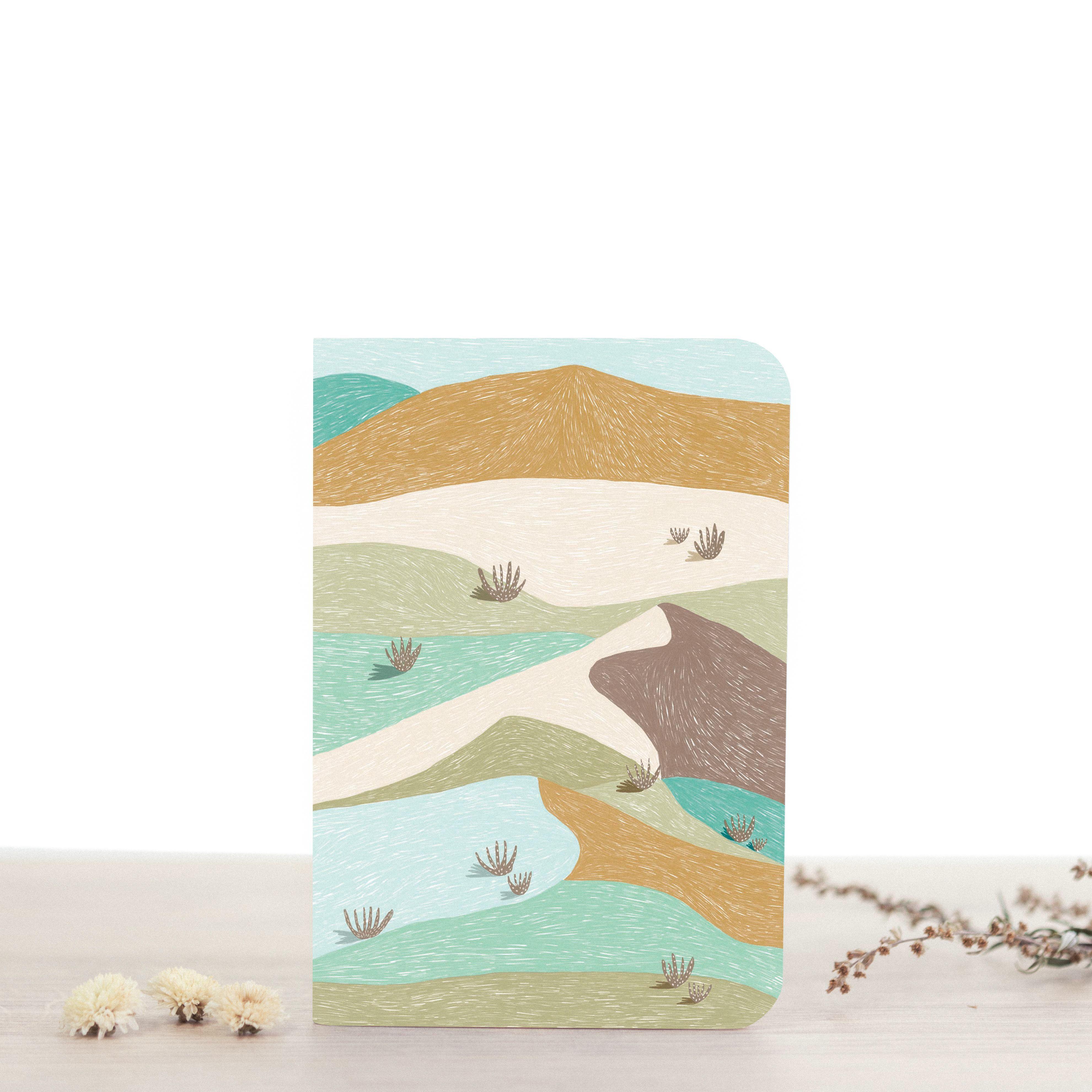 Atelier Bobbie A6 Notebook - Garance - Blank