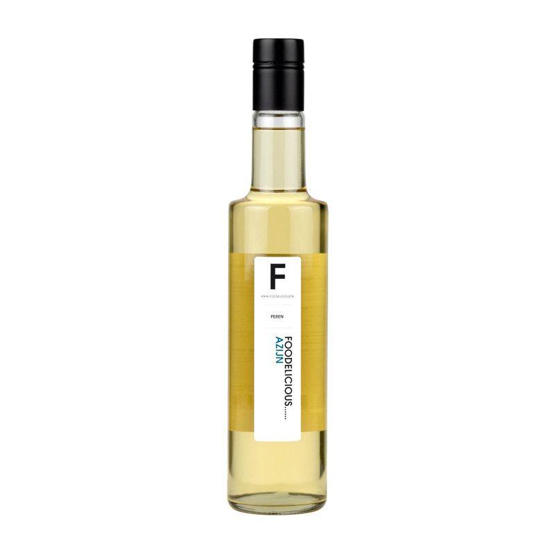 Foodelicious Peren azijn 500ml