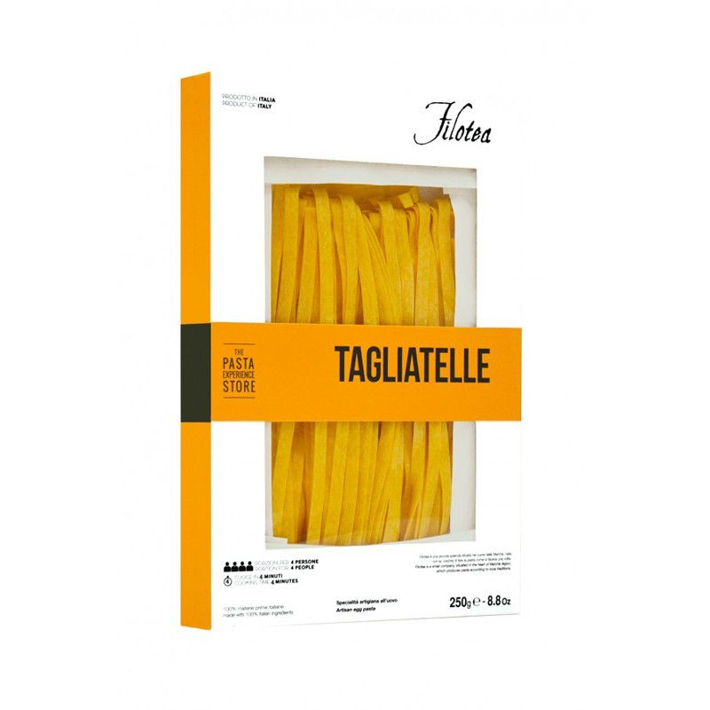 Foodelicious FILOTEA Tagliatelle Tradizionale