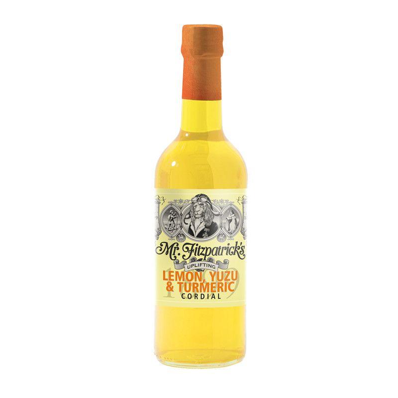 Foodelicious Mr Fitzpatrick's Yuzu, lemon & T