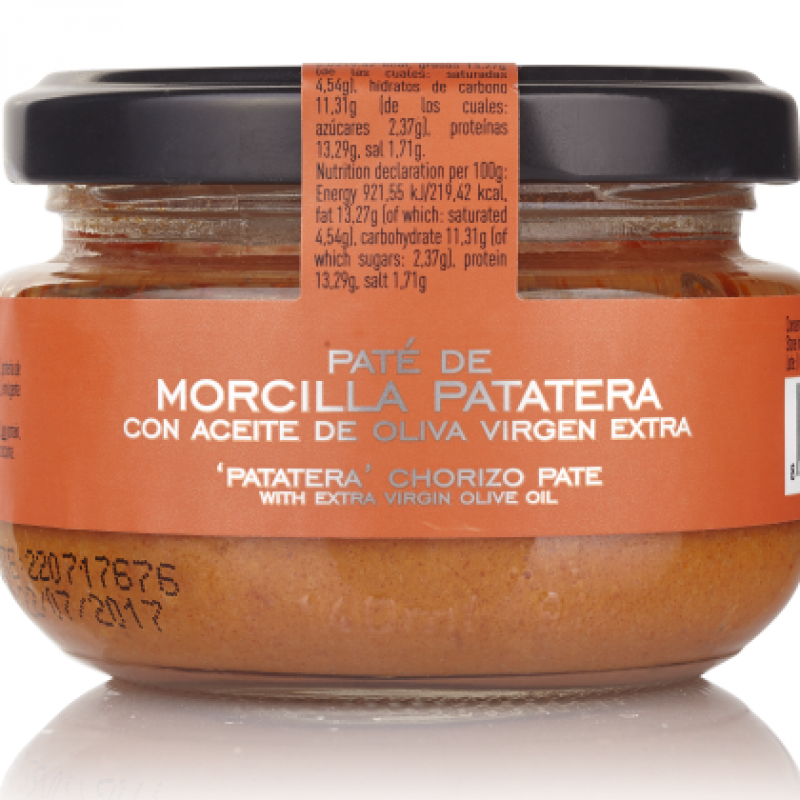 Foodelicious Chorizo Pate 120 gram