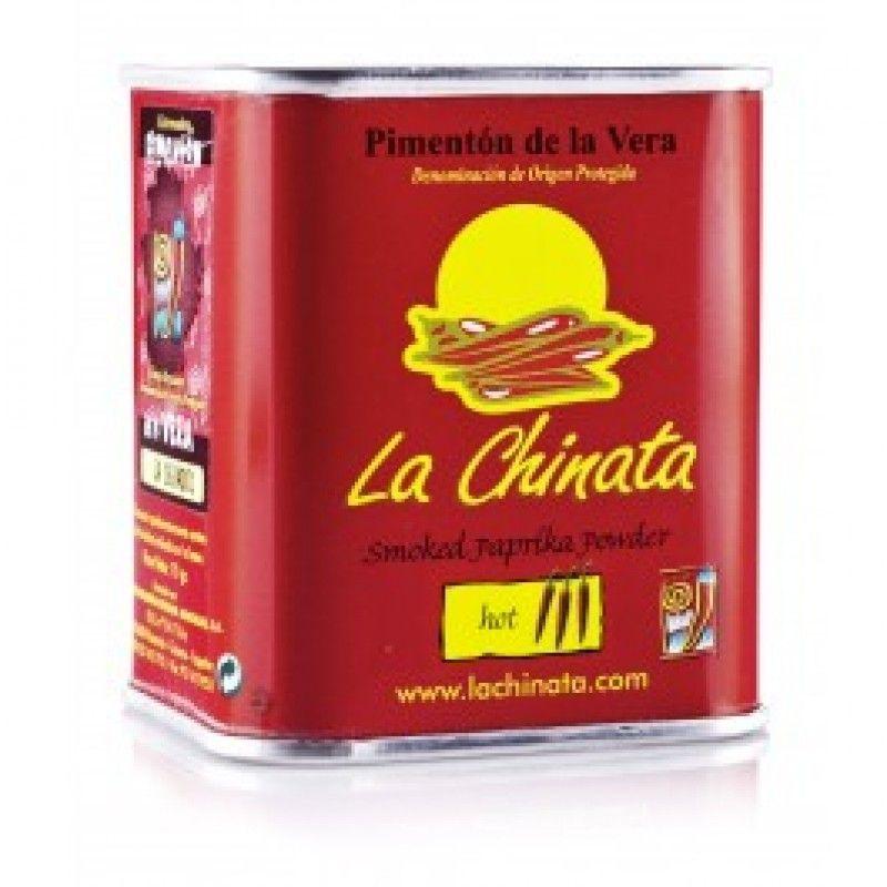 Foodelicious Pimenton Hot blikje 70gr