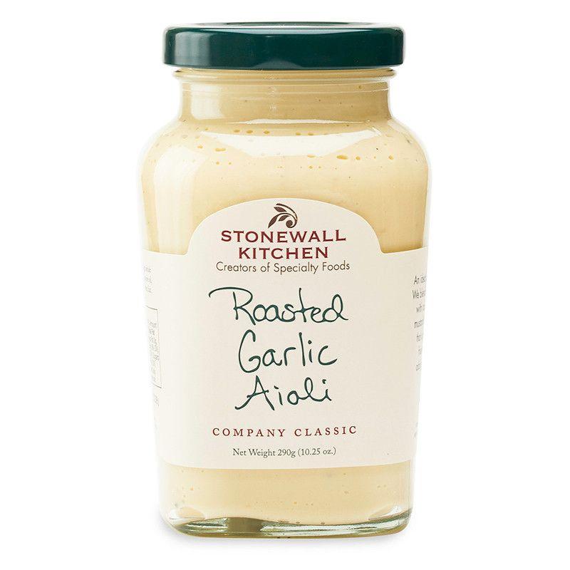 Foodelicious Roasted Garlic Aioli 303ml