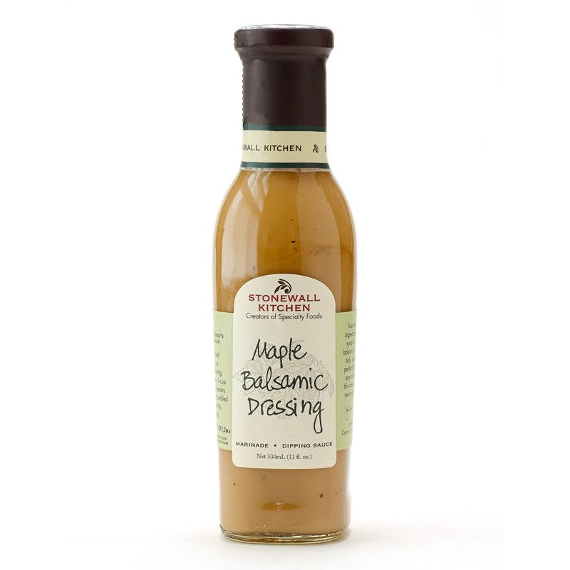 Foodelicious Maple Balsamic Dressing 325ml