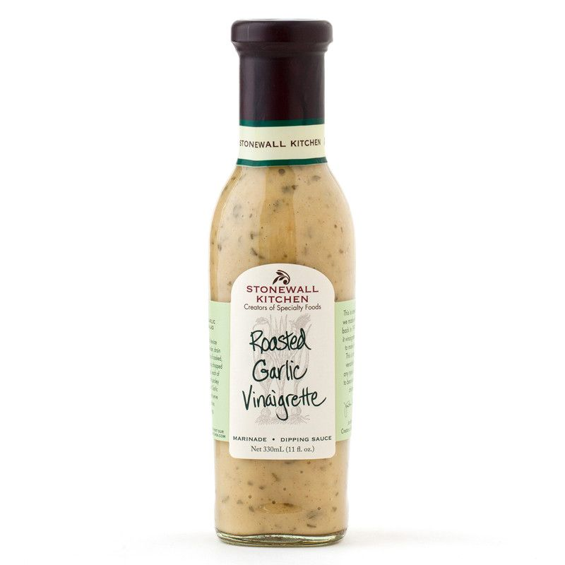 Foodelicious Roasted Garlic Vinaigrette 325ml