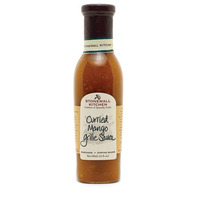 Foodelicious Curried Mango Grille Sauce 325ml