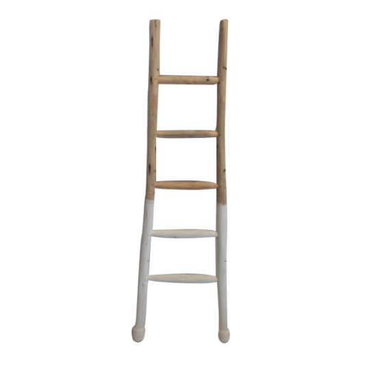 Dassie Mbali Dipped White Ladder