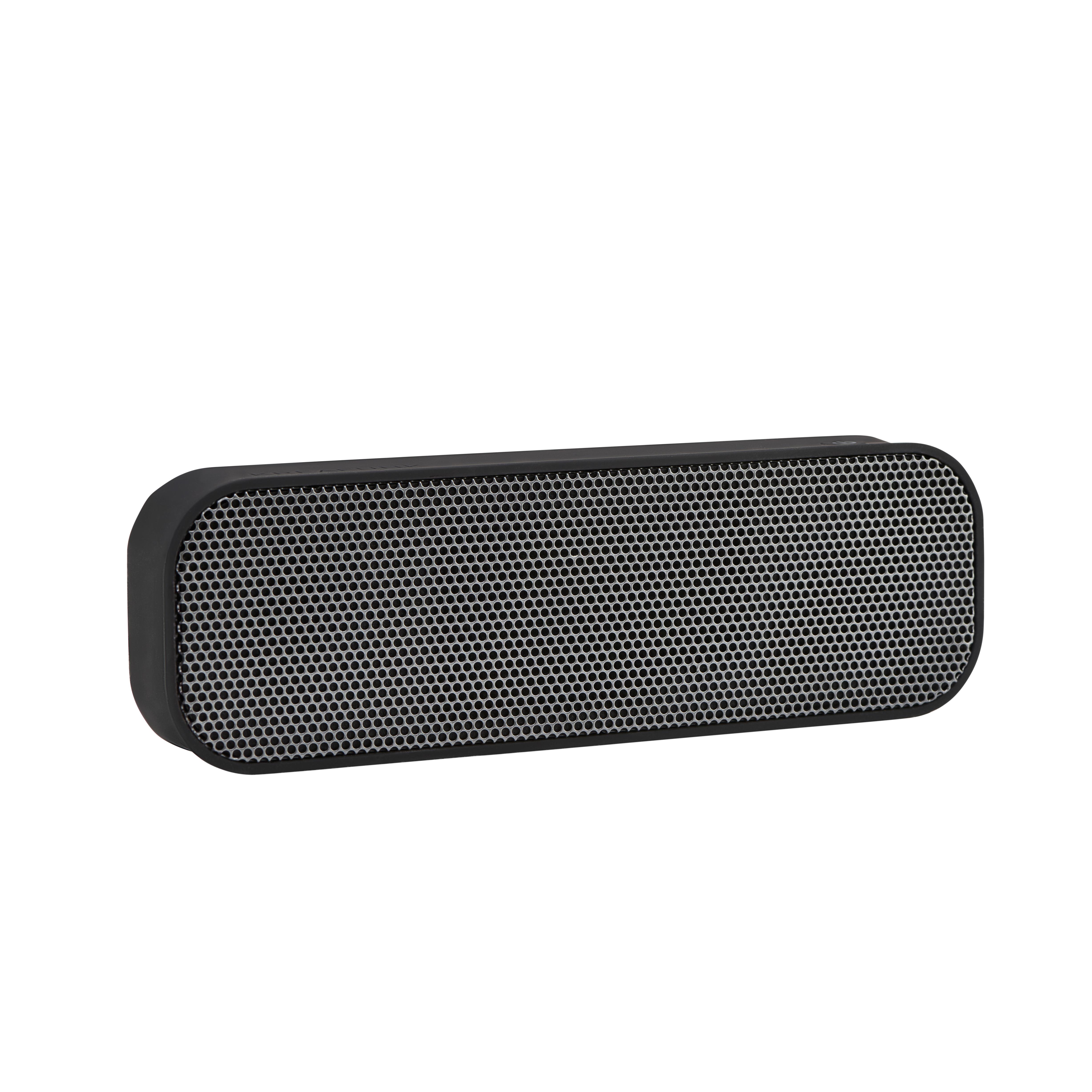 Bluetooth speaker aGroove zwart