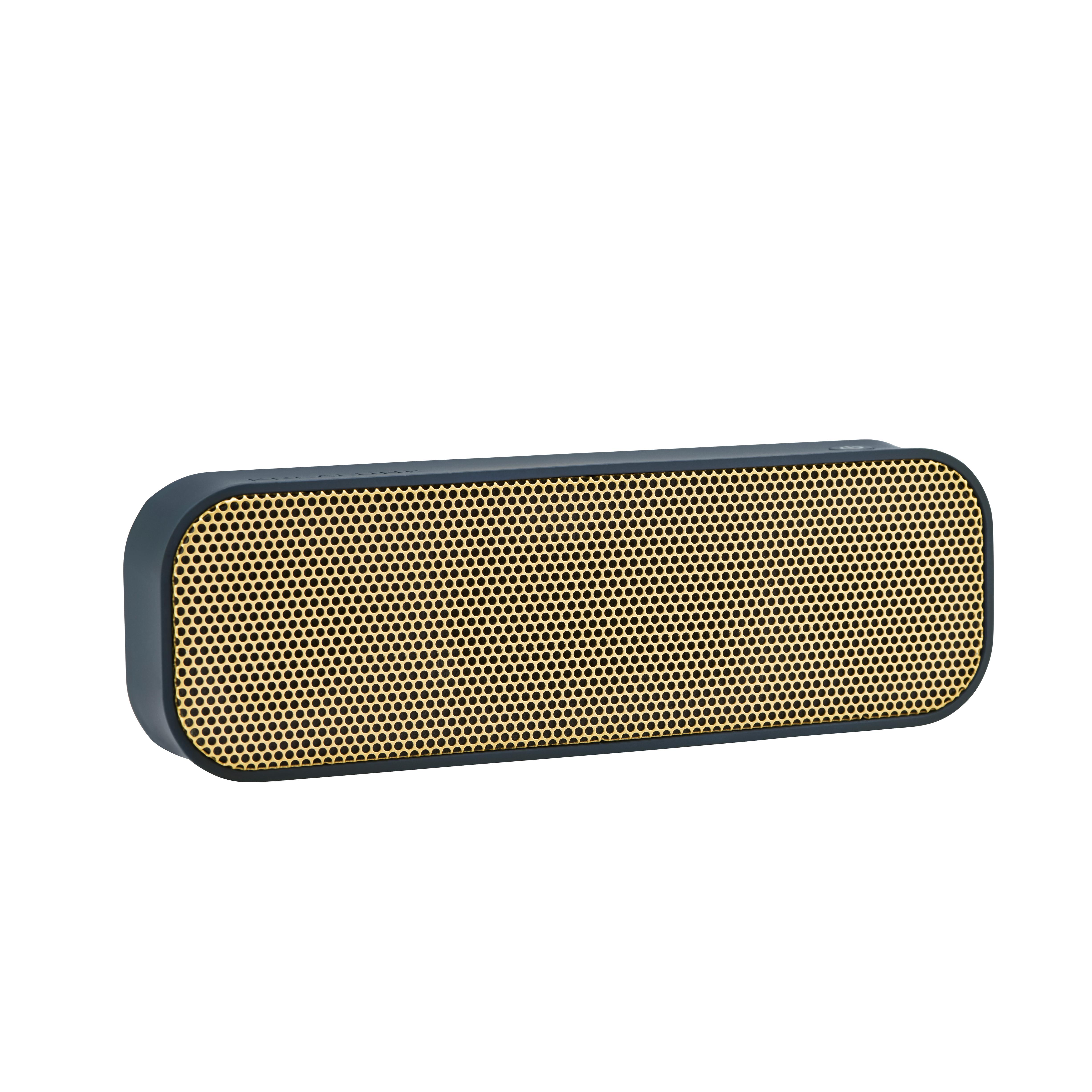 Bluetooth speaker aGroove blauw