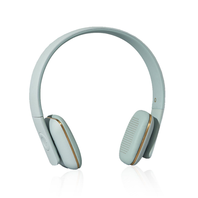Bluetooth koptelefoon aHead blauw