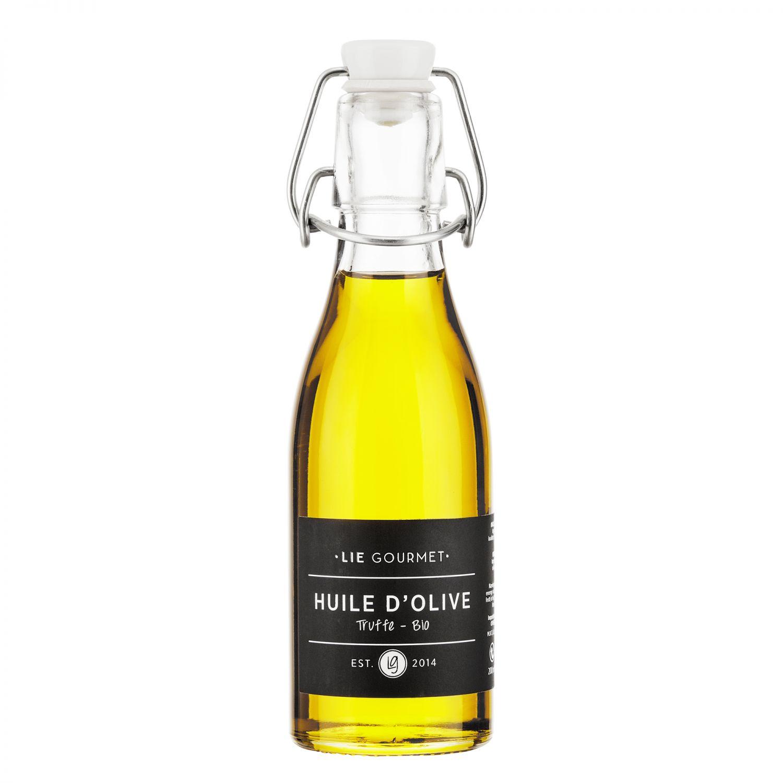 Biologische olijfolie truffel