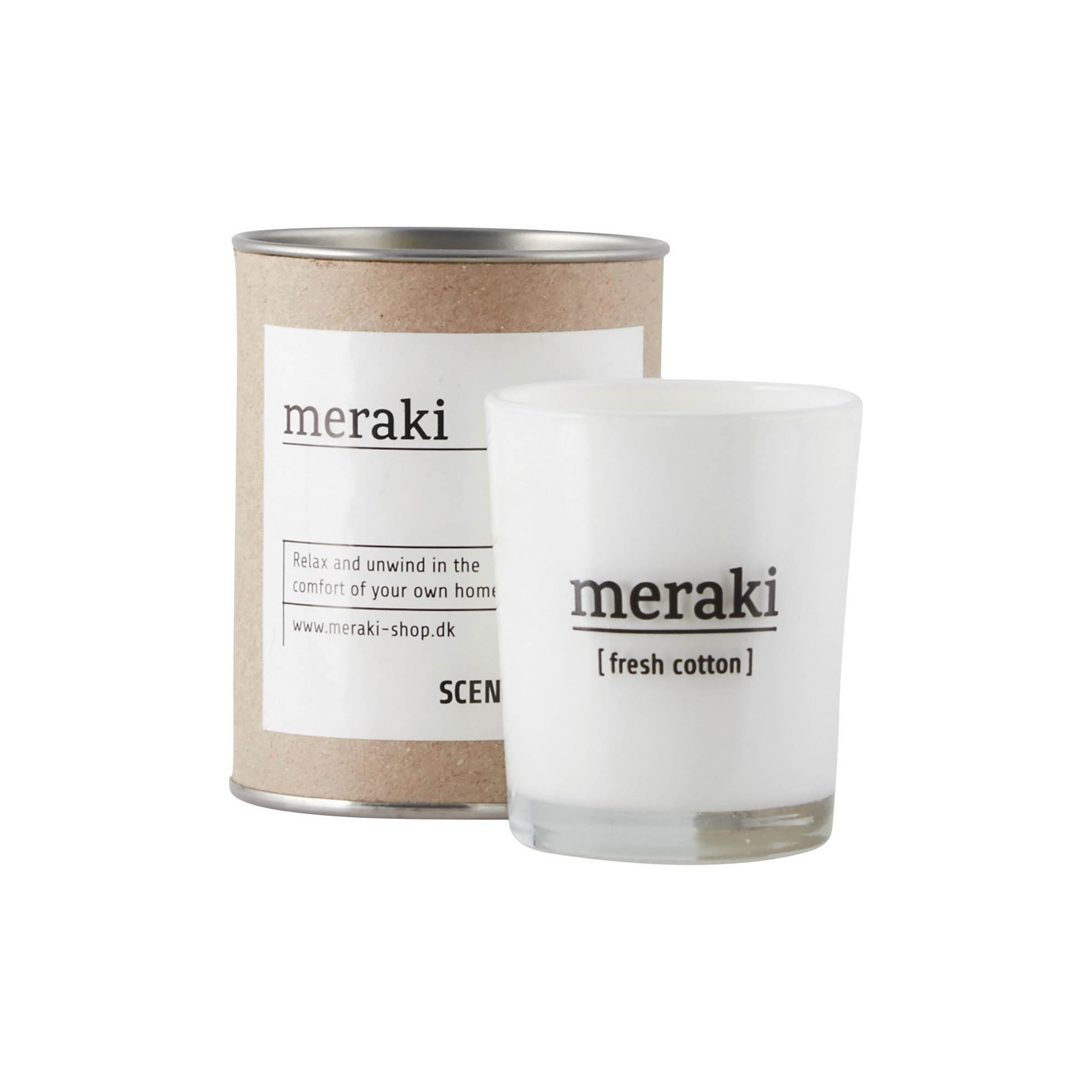 Geurkaars M Fresh Cotton